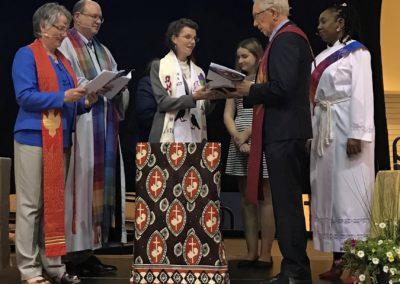 Everett ordination