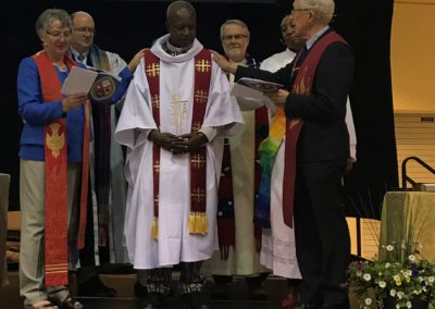 Kampta ordination