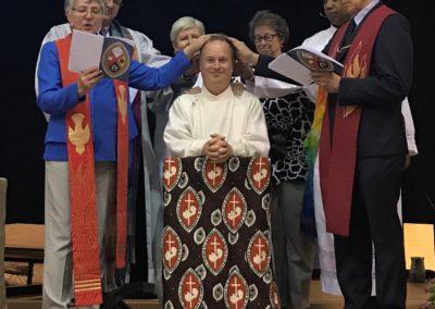 Milton ordination
