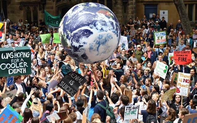Barrie Climate Strike