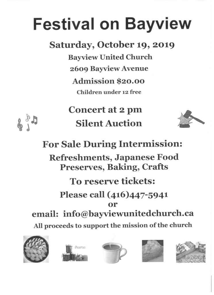Festival on Bayview