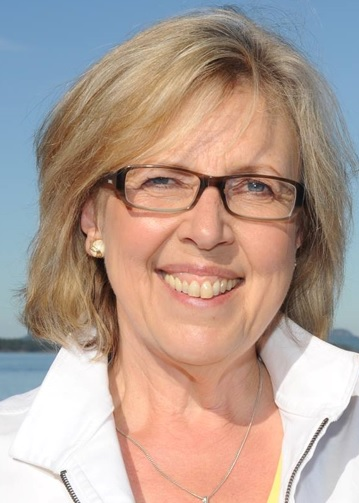 picture of Elizabeth May