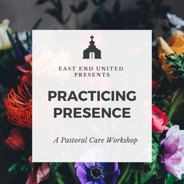 POSTPONED! Practicing Presence – Pastoral Care Workshop
