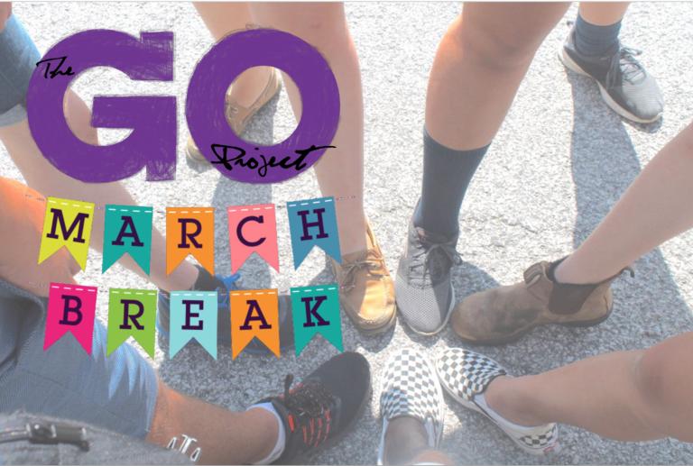 GO Project March Break Camp