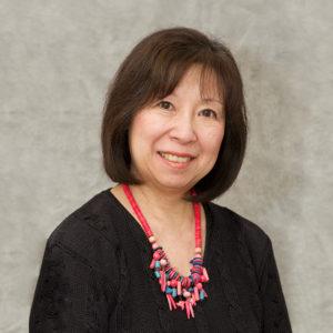 headshot of Kim Uyede-Kai