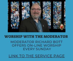 moderators online worship