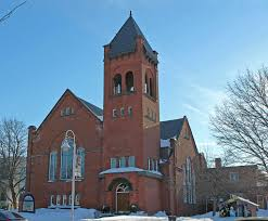 picture of St. Paul's United Church, Midland