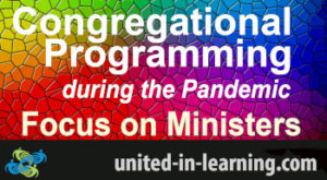 congregational programming focus on ministers