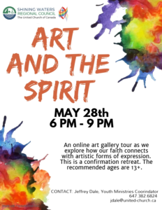 Art and the Spirit poster