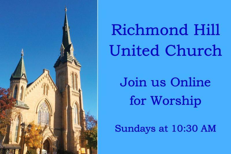 picture of Richmond Hill United Church