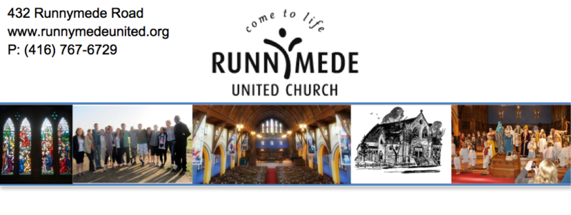 pictures of Runnymede United Church