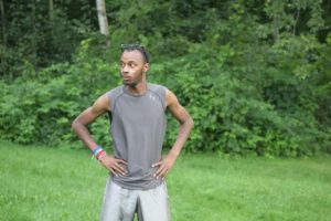 Photo of Lamar Edwards at Camp Scugog
