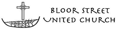 Bloor Street logo - boat and cross