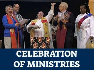 Celebration of Ministries icon