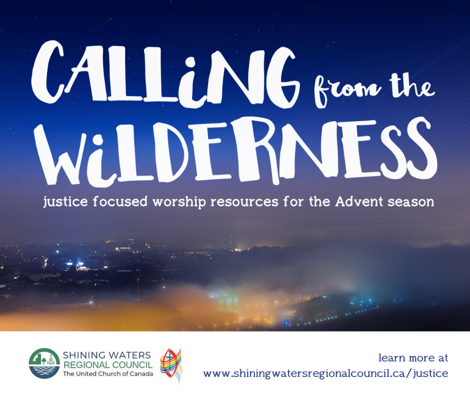 Calling from the Wilderness resource image