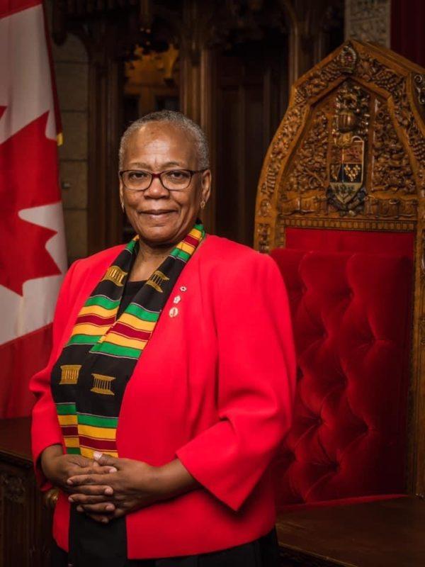 Hon. Wanda Thomas Bernard, Senator - Nova Scotia