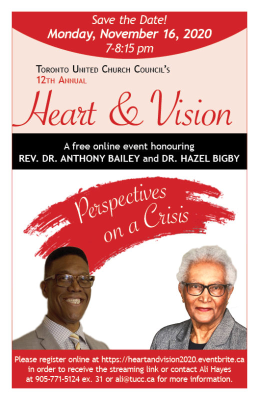 Pictures of Dr. Anthony Bailey and Dr. Hazel Bigby