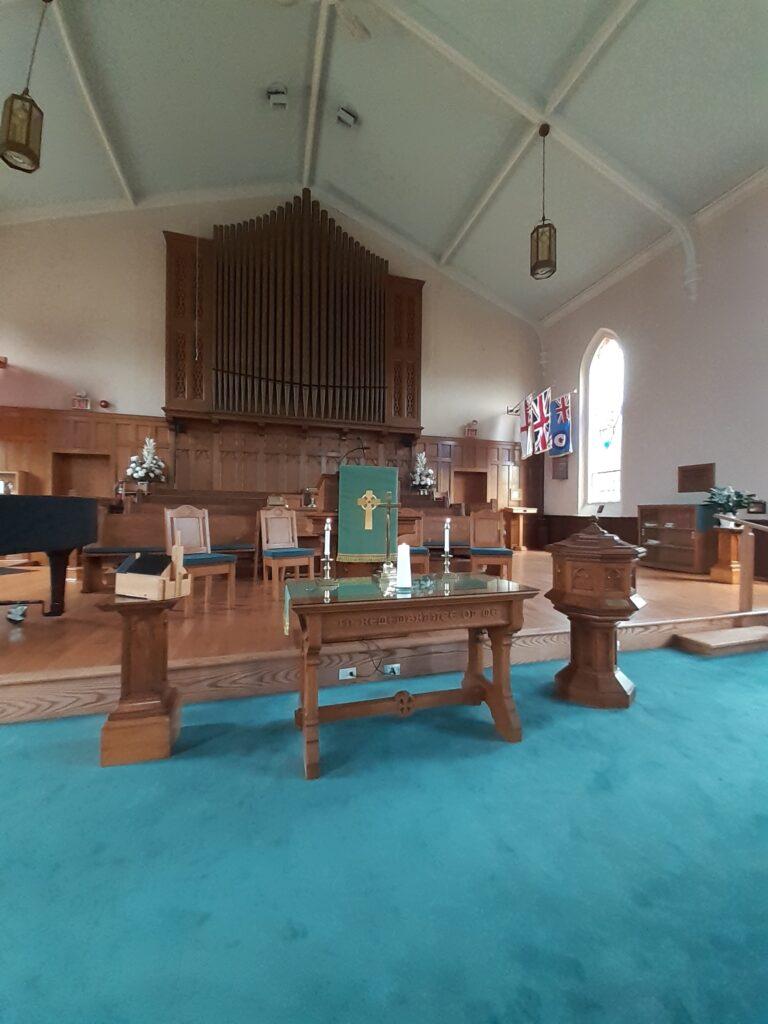 Sanctuary at Knox, Agincourt