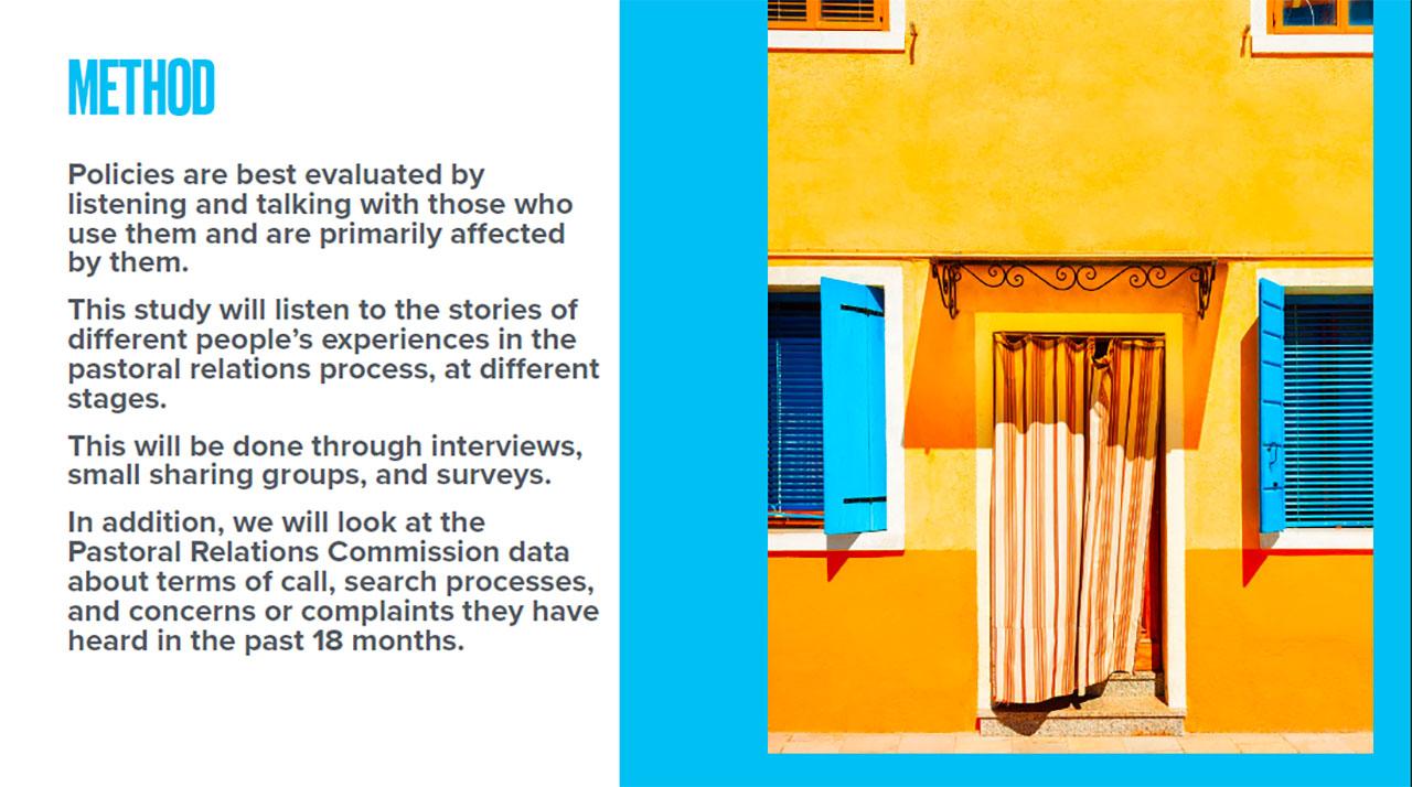 Method explainer slide