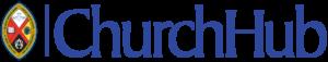 church hub with UCC crest