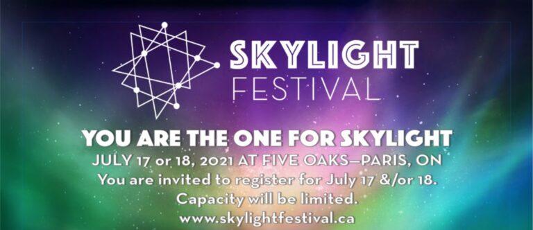 Skylight Festival – August 28 and 29