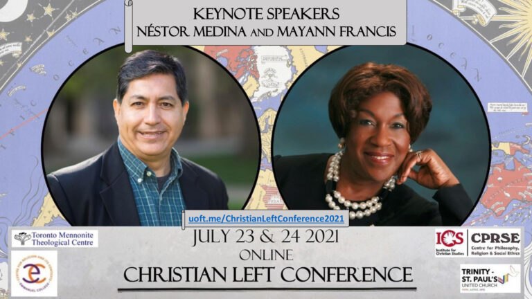 Christian Left Conference 2021