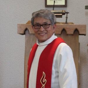 headshot of Rev. Dong-Chun Seo