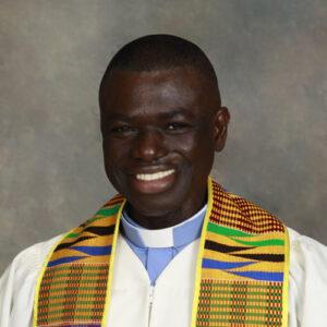 headshot of Rev. Lawrence Nyarko