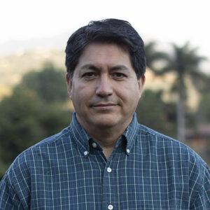 headshot of Nestor Medina