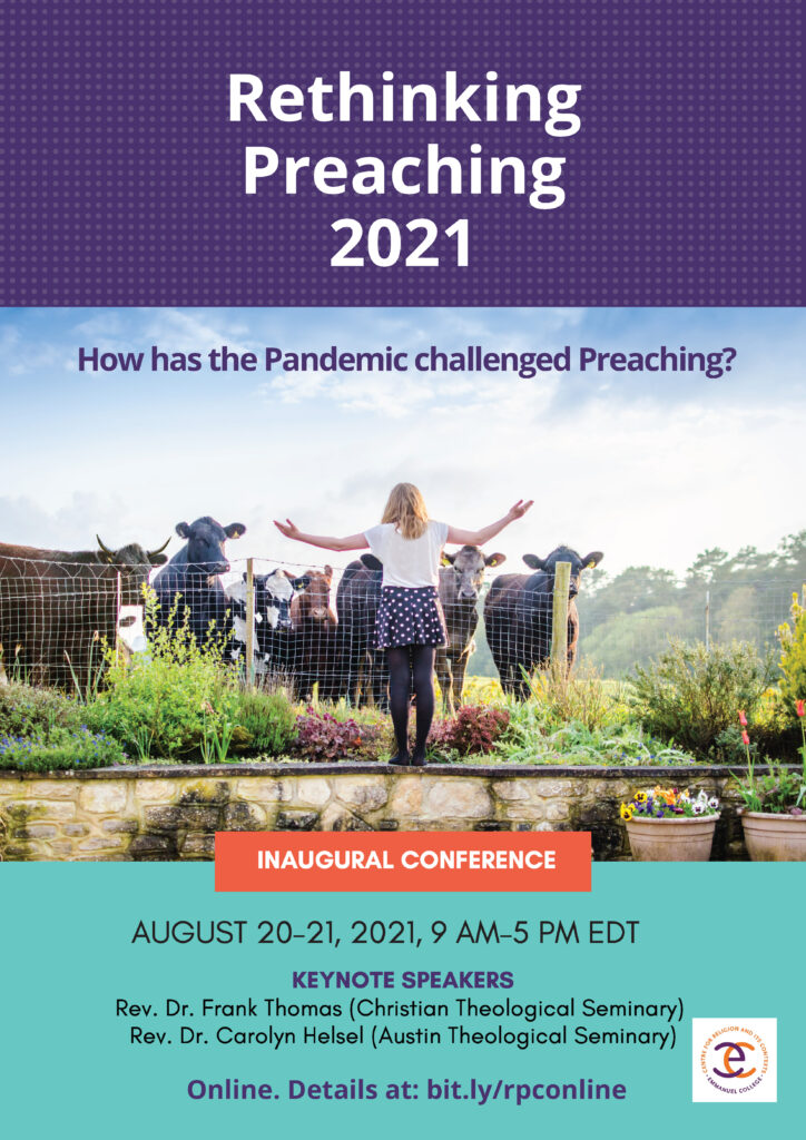 Rethinking Preaching: How Has the Pandemic Challenged Preaching? Conference