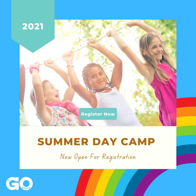 Children's Day Camps – August 16 to August 20