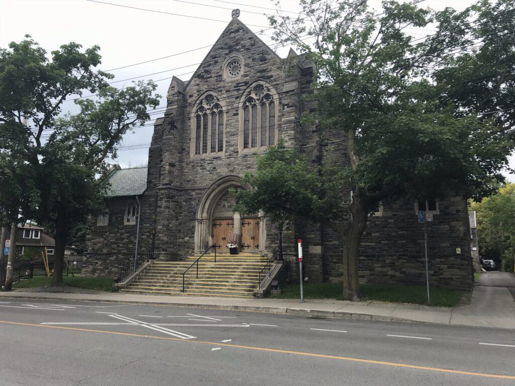 Runnymede United Church