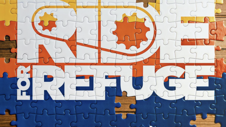 Ride for Refuge to support the Anglican United Refugee Alliance