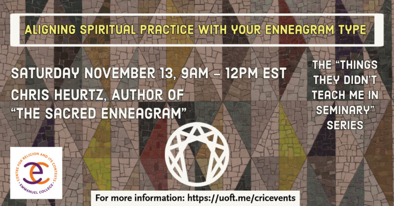 Aligning Spiritual Practice with Your Enneagram Type