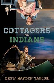 cottagers and indians book cover