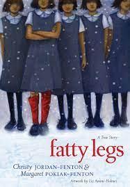 fatty legs book cover
