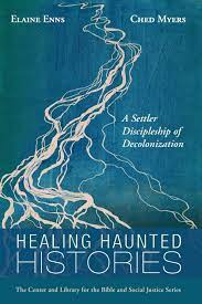 healing haunted histories book cover