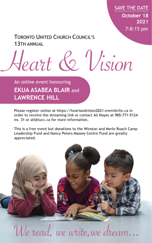 Heart and Vision Awards