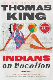Indians on vacation book cover