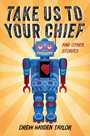 take us to your chief book cover
