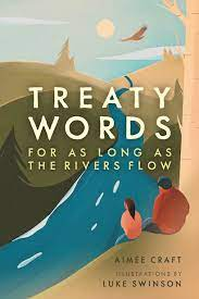 Treaty Words book cover