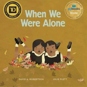 whe we were along book cover