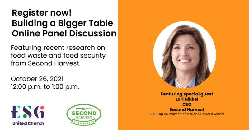 Food Security with Lori Nikkel